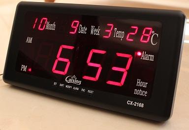 ساعت رومیزی و دیواری دیجیتالی LED DIGITAL CLOCK
